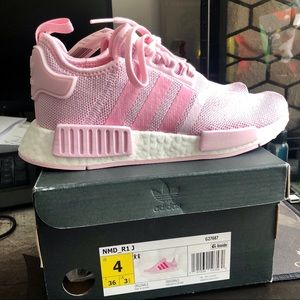 adidas Shoes - NMD_R1 Light Pink